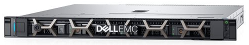 Сервер DELL PowerEdge R240, Intel Xeon E-2134, БП: 250