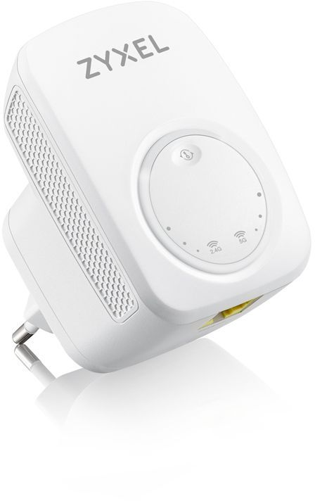 Купить Маршрутизаторы, роутеры ZYXEL WRE6505 v2 белый