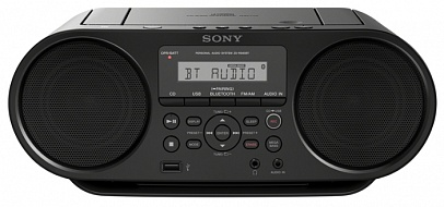 Аудиомагнитола SONY ZS-RS60BT