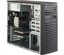 Платформа SuperMicro  SYS-5038A-I, Mid-Tower,  Socket-2011,  БП: 900