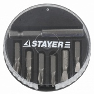 Набор бит STAYER 26077-H7