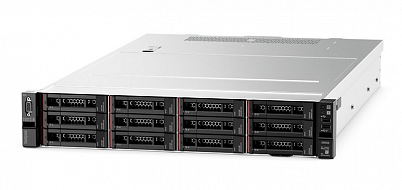 Сервер LENOVO ThinkSystem SR550, Intel Xeon 4108, 16Gb, БП: 750