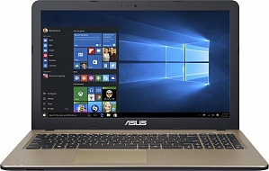 Ноутбук ASUS  X540BA-DM317T, AMD A6 9225,  4Gb,  15.6