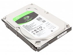 Жесткий диск SEAGATE Barracuda ST1000DM010, 1024Gb,  3.5