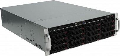 Корпус SuperMicro  CSE-836BE1C-R1K03B, БП: 1000