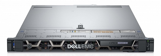Сервер DELL PowerEdge R440, Intel Xeon 3106, 16Gb, БП: 550