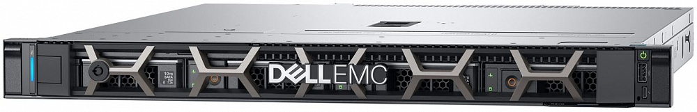 Сервер DELL PowerEdge R240, Intel Xeon E-2124, БП: 250
