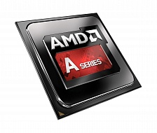 Процессор AMD A10 9700, Socket-AM4, 3500МГц,  ядер: 4,  BOX