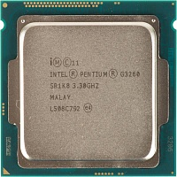 Процессор INTEL G3260, Socket-1150, 3300МГц,  ядер: 2