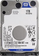 Жесткий диск Western Digital Blue WD10SPZX, 1000Gb,  2.5