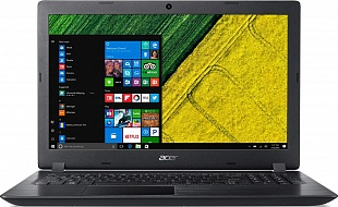 Ноутбук ACER Aspire A315-21-45KU, AMD A4 9120,  4Gb,  1000Gb,  15.6
