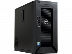 Сервер DELL T20, Intel Xeon E3-1225V3, 4Gb, БП: 290