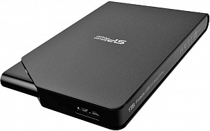 Накопитель SILICON POWER SP500GBPHDS03S3K, 500Gb,  USB 3.0