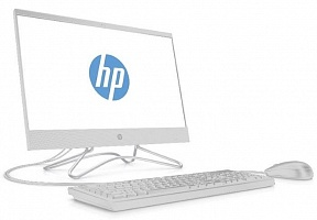 Моноблок HP 200 G3, Intel Core i3 8130U,  4Gb,  1000Gb,  21.5