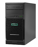 Сервер HP Proliant ML30 Gen10, Intel Xeon E-2124, 8Gb, БП: 350