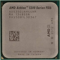 Процессор AMD 5350, Socket-AM1, 2050МГц,  ядер: 4
