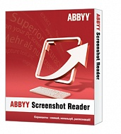 Программное обеспечение KEY ABBYY  Screenshot Reader