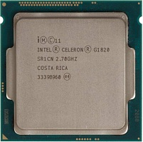 Процессор INTEL G1820, Socket-1150, 2700МГц,  ядер: 2