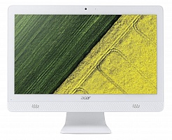 "Моноблок Acer Aspire C20-720, Intel Celeron J3060, 1600 МГц, 4096 Мб, 1000 Гб, Intel HD Graphics 400, DVD-RW, Wi-Fi, Bluetooth, DOS, 19.5"" (1600x900)"