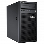 Сервер LENOVO ThinkSystem ST50, Intel Xeon E-2124, 8Gb