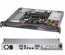 Платформа SuperMicro  SYS-5018D-MF, 1U Rack,  Socket-1150,  БП: 350