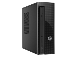 Системный блок HP 260-a110ur, Intel Celeron J3060, 4Gb, 500Gb,  ОС: Windows 10