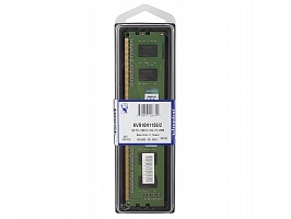 Память KINGSTON KVR16N11S6/2, 2Gb,  DIMM,  DDR3,  1600 МГц