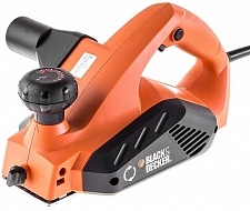 Рубанок Black & Decker KW712-XK