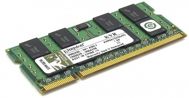 Память SO-DIMM ,2 GB,DDR2,PC5300, Kingston (KVR667D2S5/2G), 2Gb,  SO-DIMM,  DDR2,  667 МГц