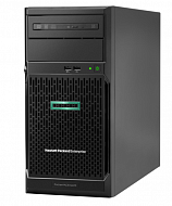 Сервер HP Proliant ML30 Gen10, Intel Xeon E-2124, 16Gb, БП: 350