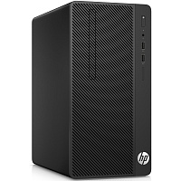 Системный блок HP 290 G1 MT, Intel Core i3 7100, 4Gb, 500Gb,  ОС: Отсутствует