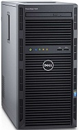 Сервер DELL PowerEdge T130, Intel Xeon E3-1220V6, 16Gb, БП: 290