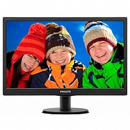 Монитор PHILIPS  193V5LSB2 (10/62), 18.5