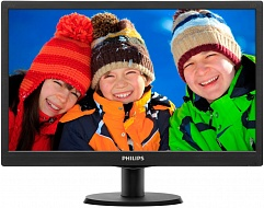 Монитор PHILIPS  203V5LSB26, 19.5