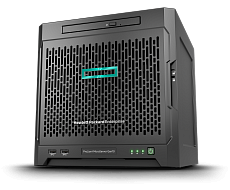 Сервер HP Proliant MicroServer Gen10, AMD Opteron X3421, 8Gb, БП: 200