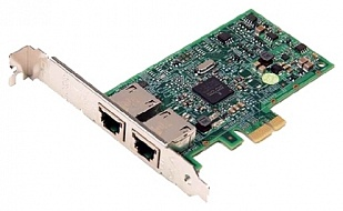 DELL NIC Broadcom 5720 DP 1Gb Network Interface Card, Full Height - Kit
