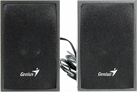 Колонки GENIUS  SP-HF160 Black
