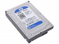 Жесткий диск Western Digital Blue WD10EZEX, 1000Gb,  3.5